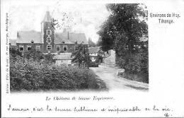 Tihange 7: Le Château De Bonne Espérance 1901 - Huy