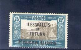 WALLIS ET FUTUNA 1941 * - Ohne Zuordnung