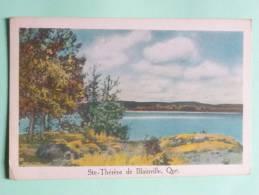 STE THERESE DE BLAINVILLE, QUEBEC - Quebec