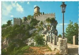 Republic Of San Marino, First Tower, Unused Postcard [12058] - San Marino