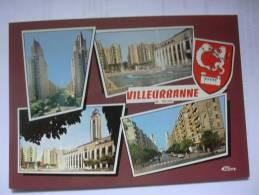 69 VILLEURBANNE - Autres Communes