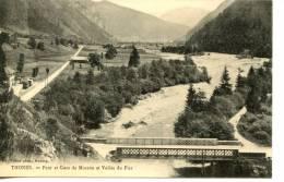 THONES - Pont Et Gare De Morette Et Vallée Du Fier - Thônes