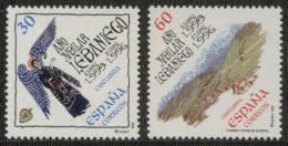 Spanje Yvertnrs: 2944/45 Postfris - 1931-Hoy: 2ª República - ... Juan Carlos I
