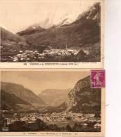 12 / 10 / 224   - LOT DE 6 CP  DE  THÔNES  Diverses Toutes Scanées - Cartes Postales