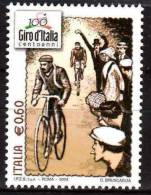 PIA - ITALIA - 2009 : 100° Del  Giro D' Italia  - (SAS  3089) - 6. 1946-.. Repubblica