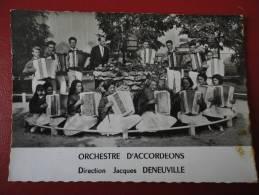 Bondy ( 93 )  : Orchestre D´accordéons , Association Artistique De Bondy-Livry-Gargan-Villem Omble - Bondy