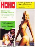 EROTIC REVIEW HOHO N°113, Met Komische Tekeningen & Comic Book (( BD 13 Pagina's) Lucretia Borgia In Dodelijk Genot - Magazines & Newspapers