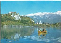 Slovenia, BLED, Unused Postcard [12060] - Slovenia