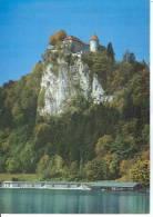 Slovenia, BLED Grad, Unused Postcard [12062] - Slovenia