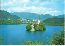 Slovenia, BLED, Unused Postcard [12063] - Slovenia