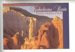 KODACHROME BASIN STATE PARK UTHA - Bryce Canyon