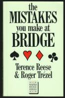 """""""The Mistakes You Make At Bridge""""  By  Terence Reese & Roger Trezel.                 Indoor Games - Books, Magazines, Comics"""