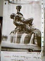 ROMA - PIAZZA DI TERMINI. FONTANA DELL´ ACQUA MARCIA. ONDINA VB1901 DZ7126 - Roma (Rome)