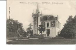 SAINTE-LUCE - Chateau De Lyneau - France