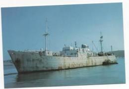 "PORTUGAL-Navio Hospital«GIL EANNES».Apoio à Pesca Do Bacalhau ""Lisboa 27/06/1980"" - Portugal"