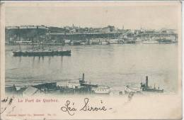 QUEBEC - Le Port - Quebec
