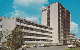The Administration Building,  University Of Alberta Campus,  Edmonton,  Alberta,  Canada, PU-1970 - Unclassified