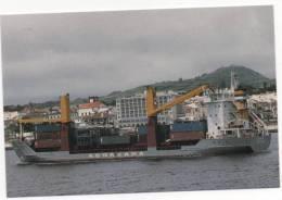 PORTUGAL- «AÇOR».1997 Em Ponta Delgada. - Unclassified