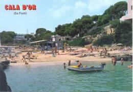 Espagne - España - Islas Baleares - Iles Baléares - Cala D´or Es Forti De Sa Marina - Mallorca