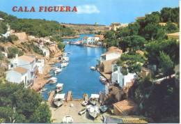 Espagne - España - Islas Baleares - Iles Baléares - Cala Figuera - Mallorca
