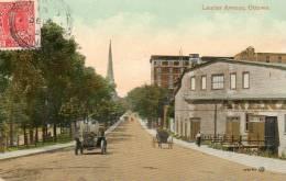 Canada           OTTAWA     Laurier  Avenue - Ottawa