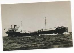 PORTUGAL- «Corvo».Açoreana Transportes Marítimos 1951-1960 - Unclassified