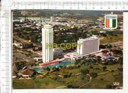 REPUBLIQUE De COTE D´IVOIRE -   ABIDJAN - Hôtel IVOIRE  - Vue Aérienne - Elfenbeinküste