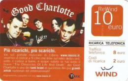 *ITALIA - WIND* -  Scheda Usata - Schede GSM, Prepagate & Ricariche