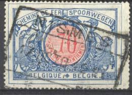 Dq780: N° 38: NISMES // +__+ - Spoorwegen