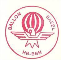 GORDON BENNETT Wettfliegen Zürich 1909 Reproduktion BALLON BASEL HB-BBN 1980 - Montgolfières