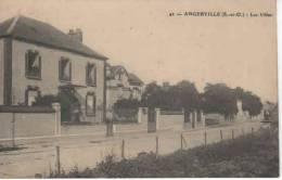 91-  90458  -  ANGERVILLE    -  LES VILLAS - Angerville