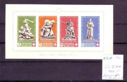 Schweiz  Bl.5   **  ( p3018 ) siehe scan-vergr��ert