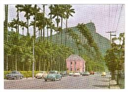 POSTCARD - RIO DE JANEIRO - AVENIDA JARDIM BOTANICO - G - Rio De Janeiro