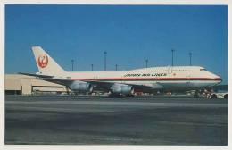 Aviation - Japan Air Lines Boeing 747-346 - 1946-....: Moderne