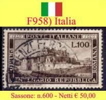 Italia-F00958 - 6. 1946-.. Repubblica