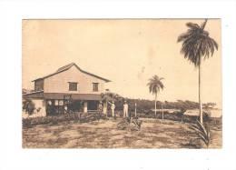 GUYANE . MONTABO . LES BONS COINS DE LA GUYANE - UNE VILLA .1932 - Animation - Cliché TILLET - Guyane