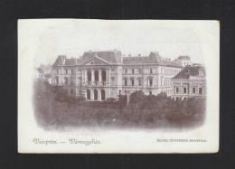 Hungary PPC Veszprem 1906 - Hungría