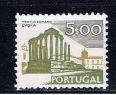 """P Portugal 1974 Mi 1245 III Mnh """"1976"""" Evora - 1910-... Republic"""