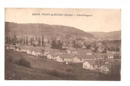Pont-de-Roide- Cités Peugeot     (réf.619) - Frankrijk