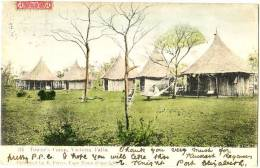 Tower's Camp, Victoria Falls - Zimbabwe