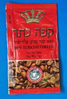 Turkish Coffee In Bags-  Israel,  - 0588 ! - Sugars