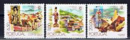 P Portugal 1980 Mi 1498 1500 1503 Mnh - 1910-... República