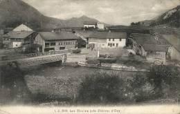 CHÂTEAU-d'OEX - Les Moulins - VD Vaud