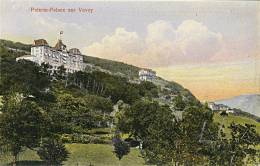 MONT-PELERIN - Le Pelerin-Palace - VD Vaud
