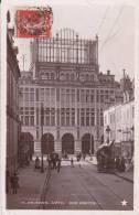 CPA 45 ORLEANS ,Hôtel Des Postes ( 1908) Animée. - Orleans