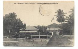 Libreville Gabon Embarcadère Des Chargeurs - Gabon