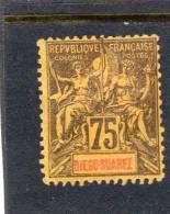 Diégo Suarez:année 1893 N°49 - Unclassified