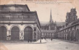 CPA 45 ORLEANS, Salle Des Fêtes. Halles Saint-Louis.( 1917) - Orleans
