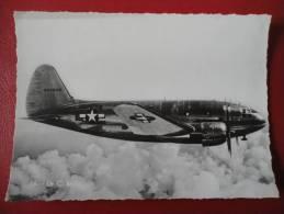 Le C 46 Américain Entièrement En Aluminium - Avions