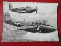 L'Airacomet P 59 A Et Le Kingcobra - Avions